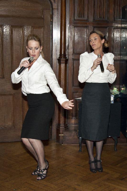 Singing Waiters Wolverhampton