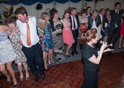 singing waiters entertainment
