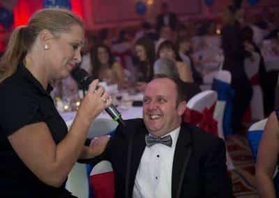 Singing Waiters and Waitresses