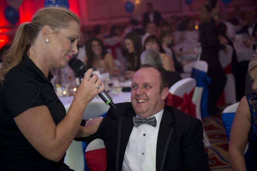 Singing Waiters Nottingham