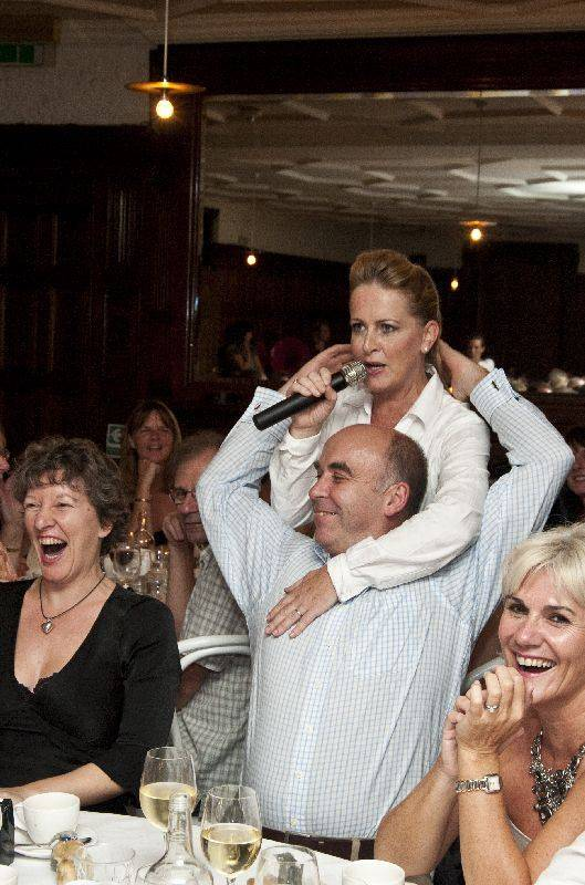 Singing Waiters Tamworth
