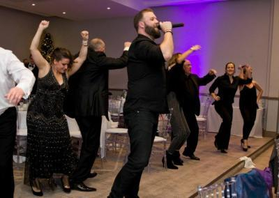 singing waiters uk