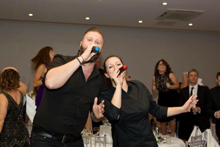 Singing Waiters Stafford